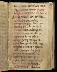 Aelfric's Catholic Homilies, In A Miscellany